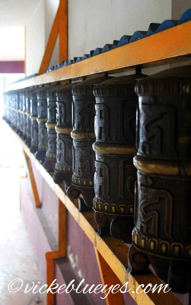 Prayer Wheels in Manali