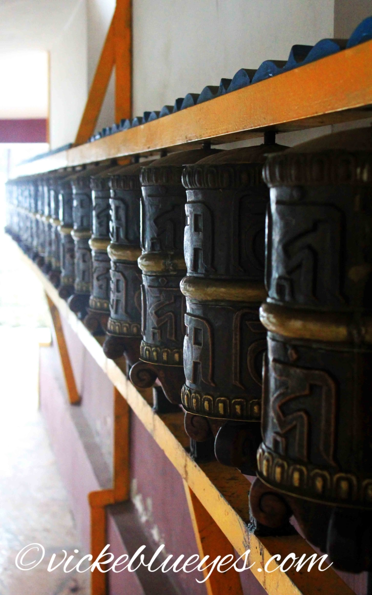 Prayer Wheels in Manali