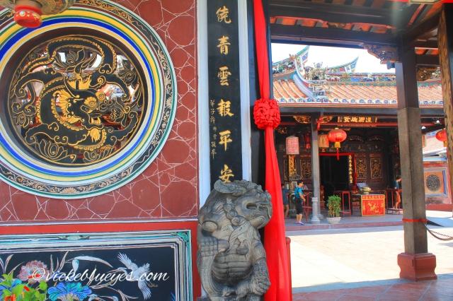 Temple in Malacca