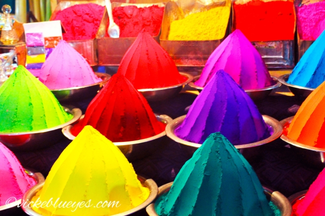 Traditional Dyes