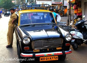 Taxis in Mumbai