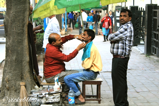 a street shave