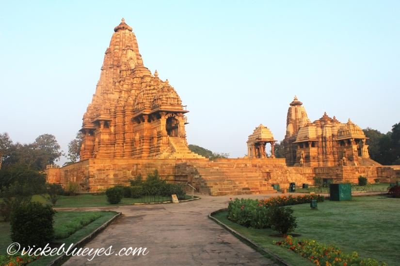 Khujaraho Main Temple