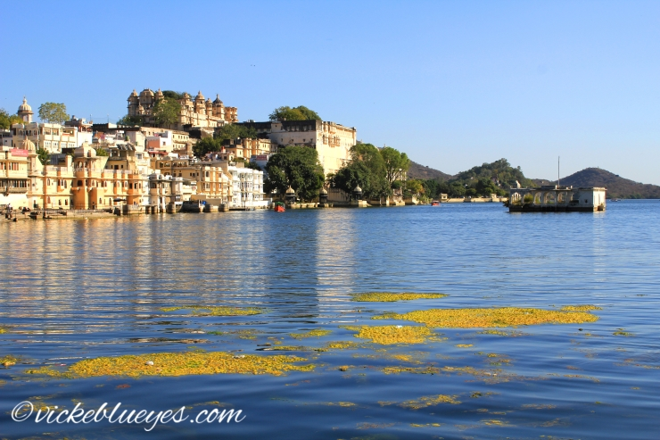 Udaipur Waterfront