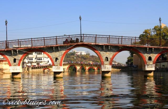 Udaipur Bridge