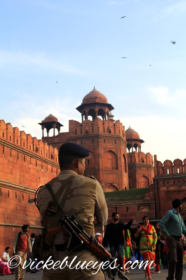 Dehli Fort