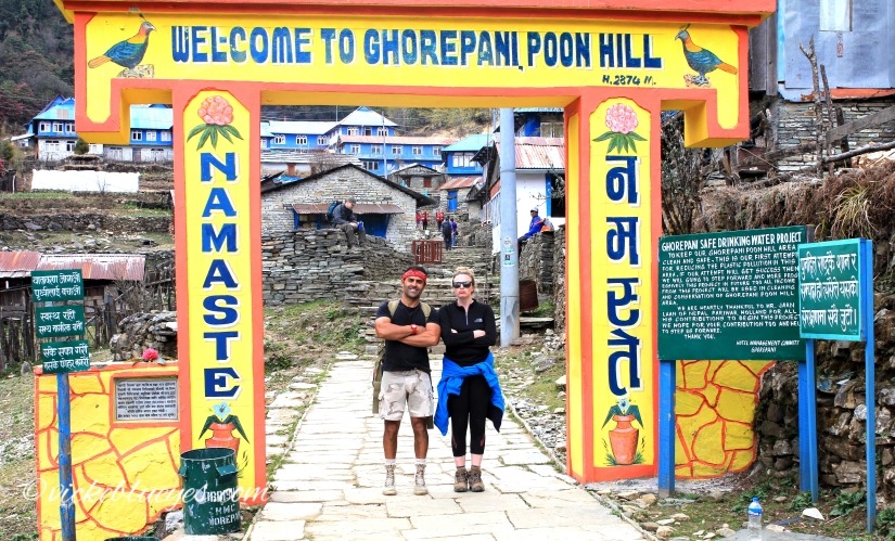 Getting to Poon Hill