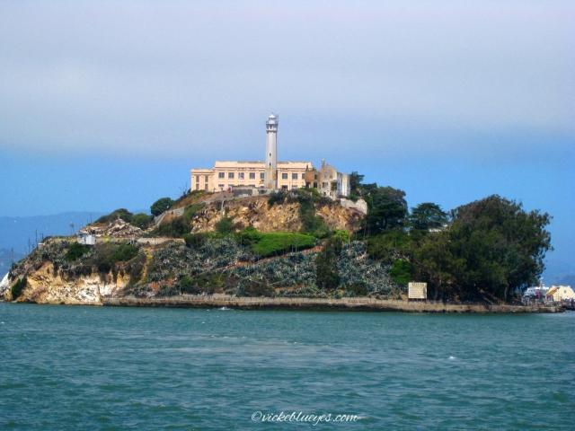 Alcatraz, San Fran