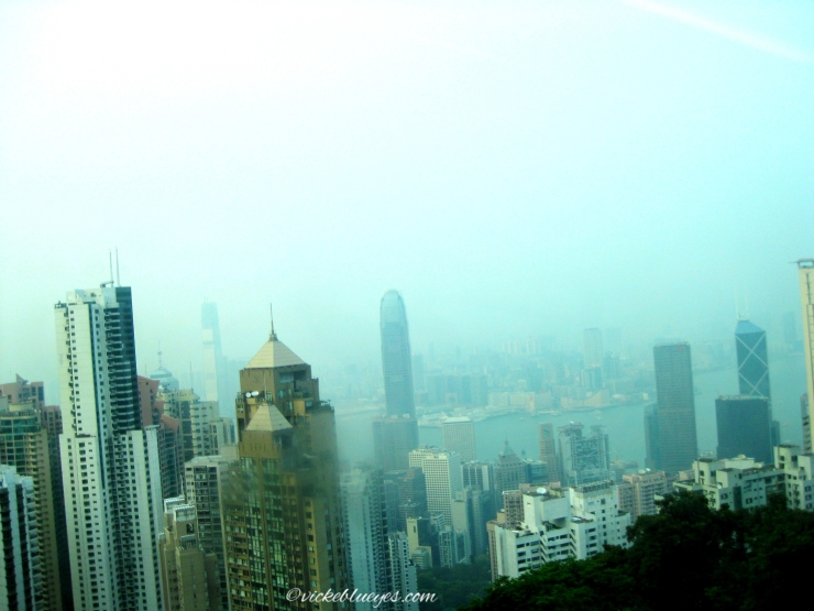 Sky Tops in Hong Kong