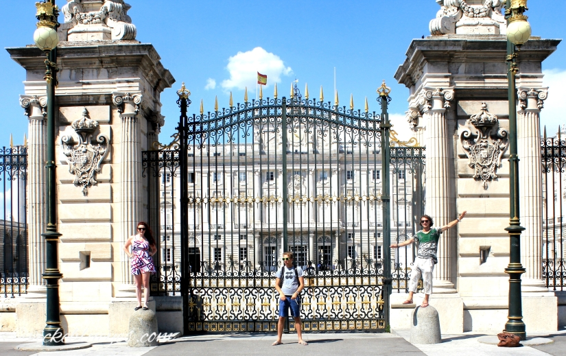 Madrid: The Royal Palace