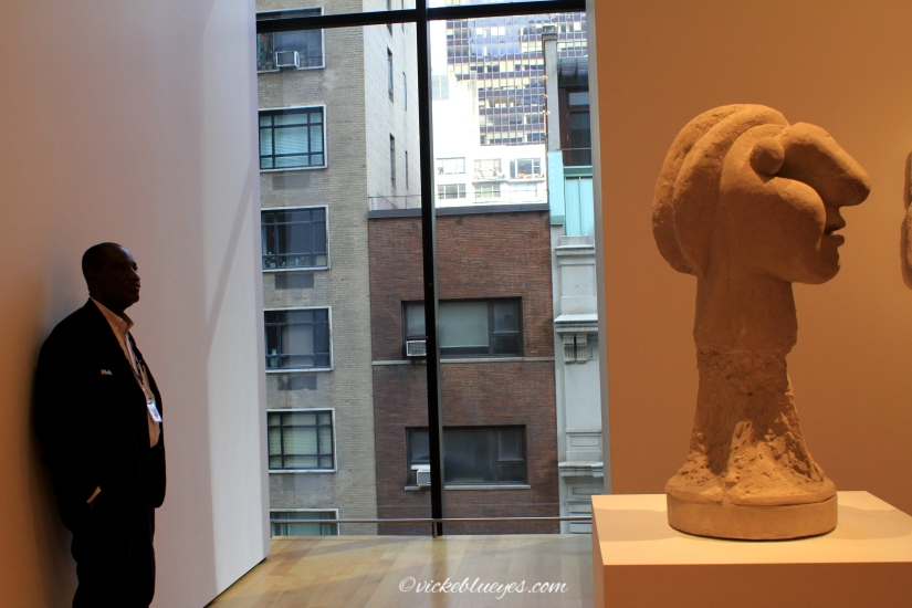 Security MoMA, NYC